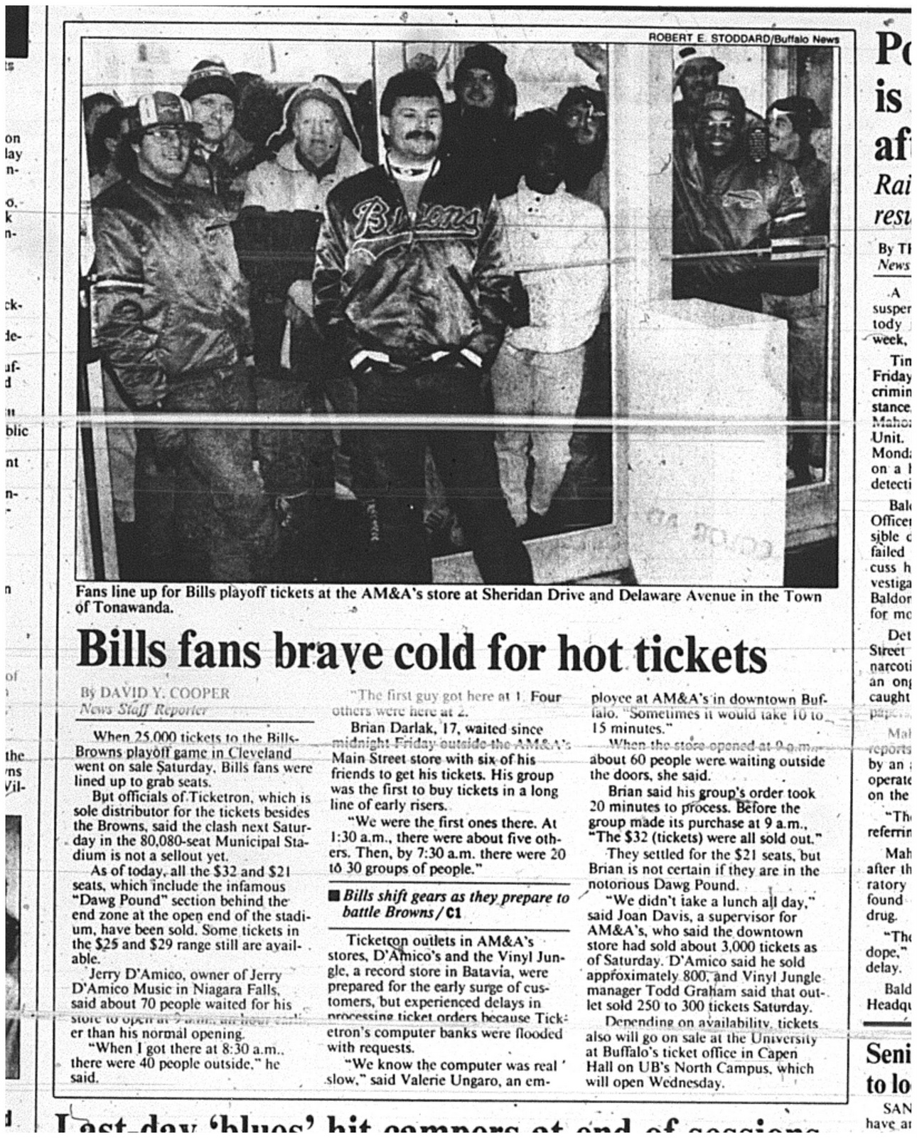 from The Buffalo News (Buffalo Stories archives)