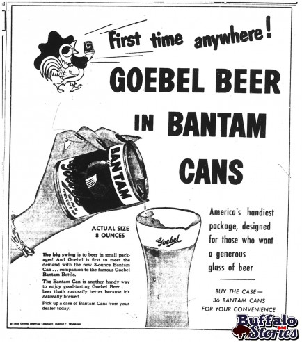 05 aug 1950 goebel beer