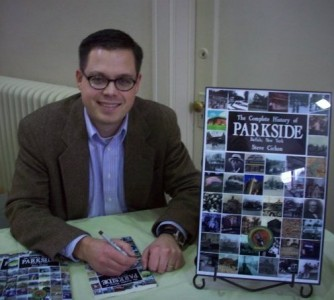Steve Cichon is the author of The Complete History of Parkside and four other books.