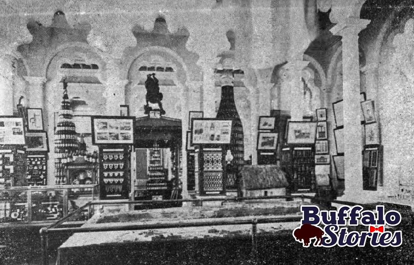 cuban rum display