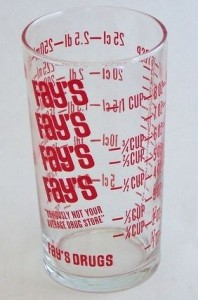 fays measuring cup