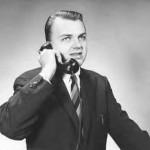John Otto, Holding the Phone.