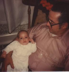 Gramps  & me...