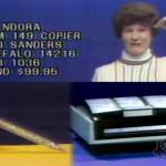 "Remember Buffalo TV legend Glendora? ""Plug it in anywhere!"""