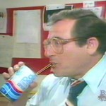 Late 70s product placement: Irv and Diet Pepsi