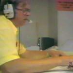 WKBW-TV Director Bob Morford