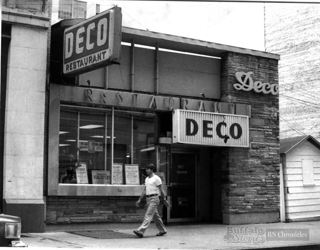 Deco Restaurant – Buffalo Stories Archives & Blog