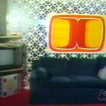 The Weinstein's wonderfully 70s Kenmore living room