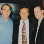 John Roche, Van, and Paul Peck