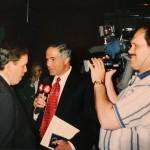Rich Newberg interviews Don Paul, Paul Ivancic shoots