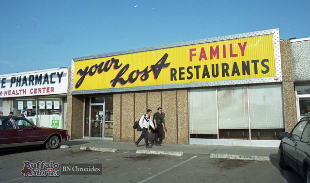 There Were 31 Your Host Restaurants Across Western New York These Generally Cleaner Newer And Brighter Than The Older Buffalo Chain