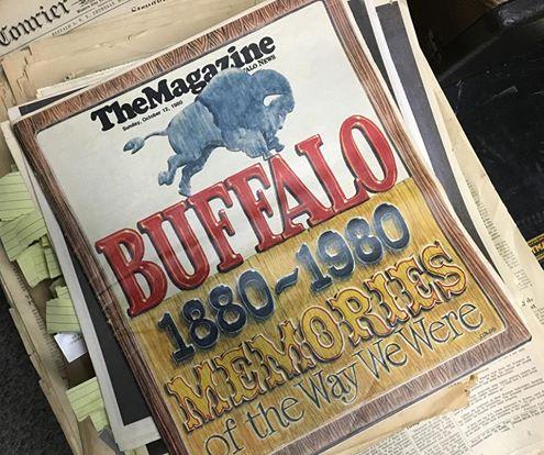 buffalo mag