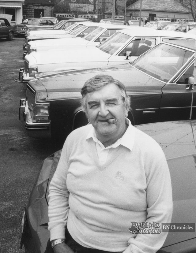Buffalo In The 80s Smiling Ted S Used Cars And Community