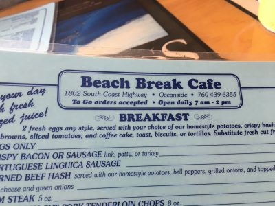 Great place for breakfast...