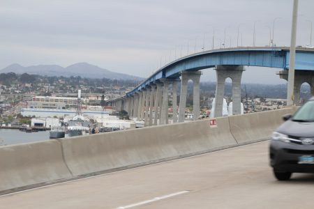 The bridge between San Diego and Coronado looks a lot like the Skyway... except everyone in San Diego seemed to be bragging about it rather than wanting to tear it down.