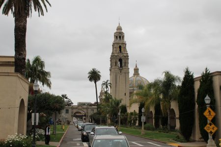 San Diego had a World Fair in 1915... And Unlike Buffalo's, many of the great buildings still stand.
