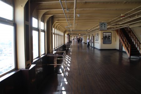 The Main Deck...
