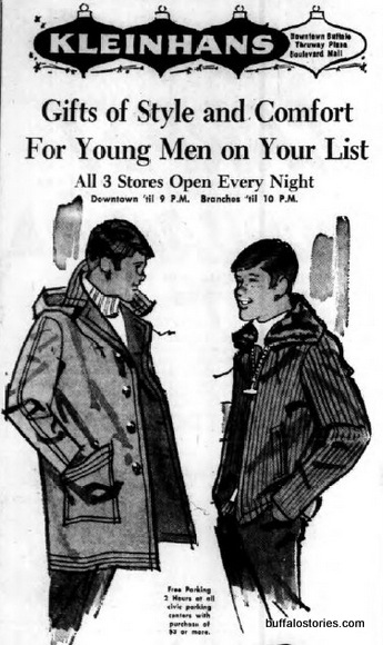 Kleinhans Young men