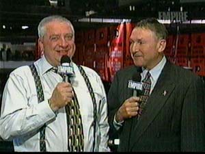 Rick Jeanneret and Jim Lorentz, Empire Sports Network