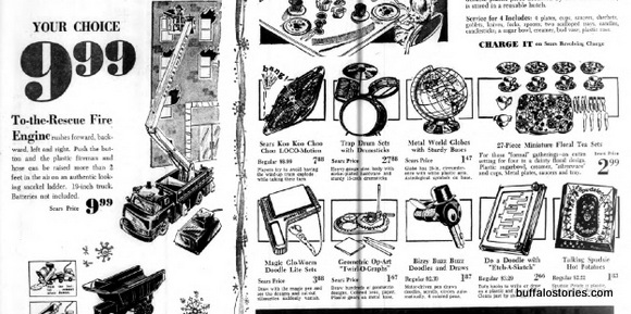 Sears Toys
