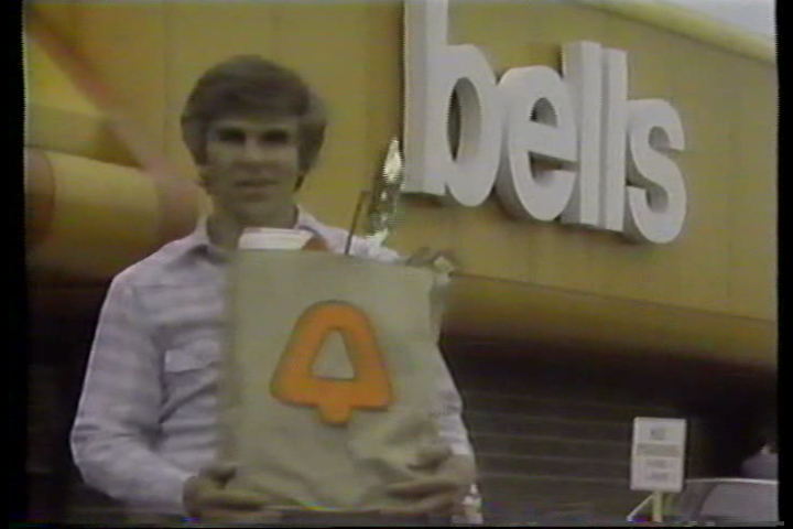 There were a few local television ads that we really remember fondly, especially when they involve two WNY institutions we don't hear as much from anymore, like Danny Neaverth and Bells Markets. (Buffalo Stories archives)