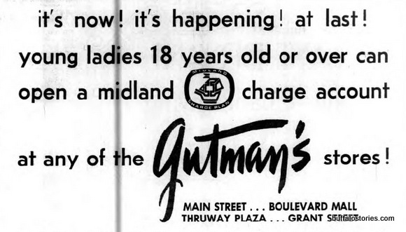 gutmans charge acct
