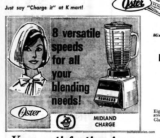 kmart blender