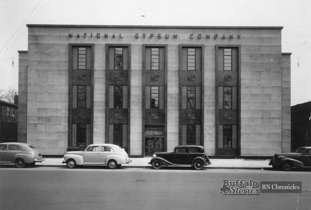 Buffalo News archives