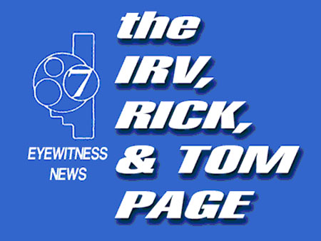 The Irv, Rick, and Tom Page