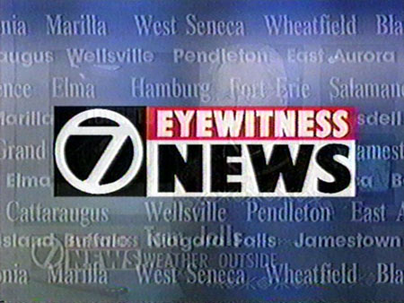 From a news cast open, 1998