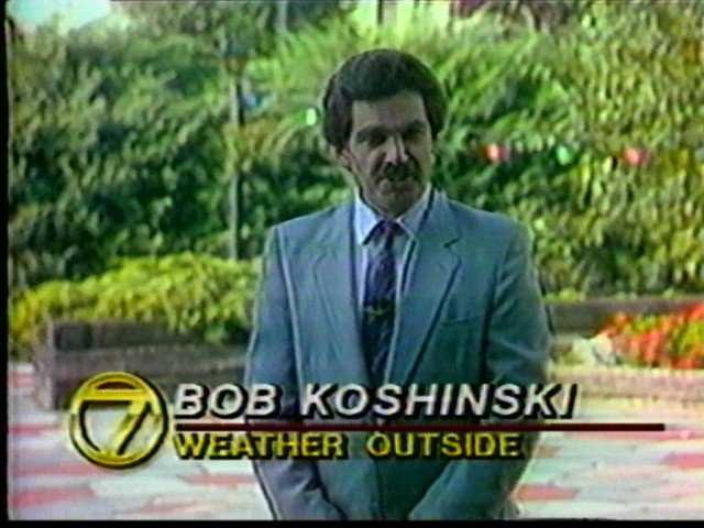 Bob Koshinski, Weather Outside