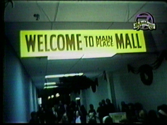 Main Place Mall opens, 1968
