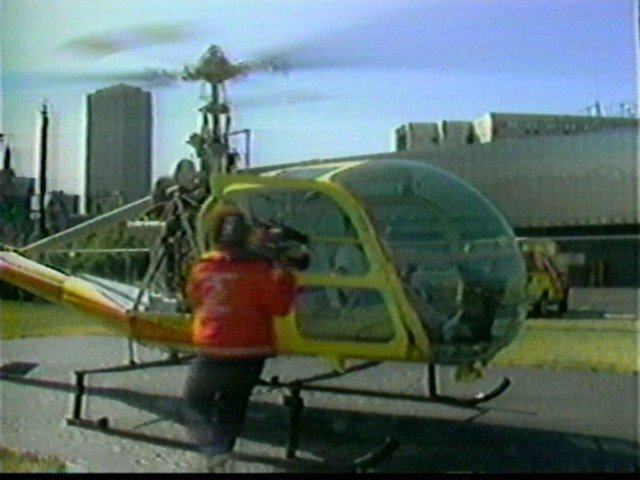 Eyewitness News chopper