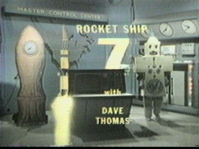 Rocketship 7 with Dave Thomas