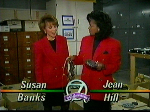 Susan Banks & Jean Hill