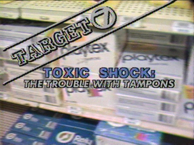The Trouble With Tampons