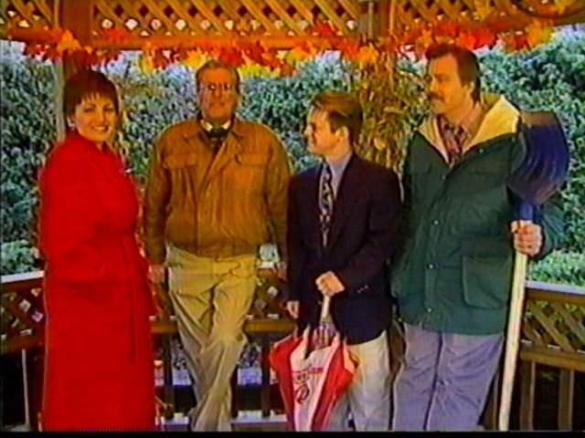 The Channel 7 Weather Team, 1993