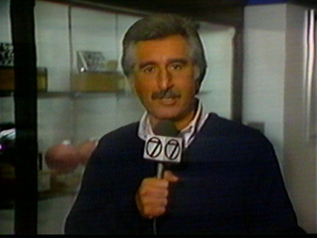Jerry Azar, Eyewitness Sports