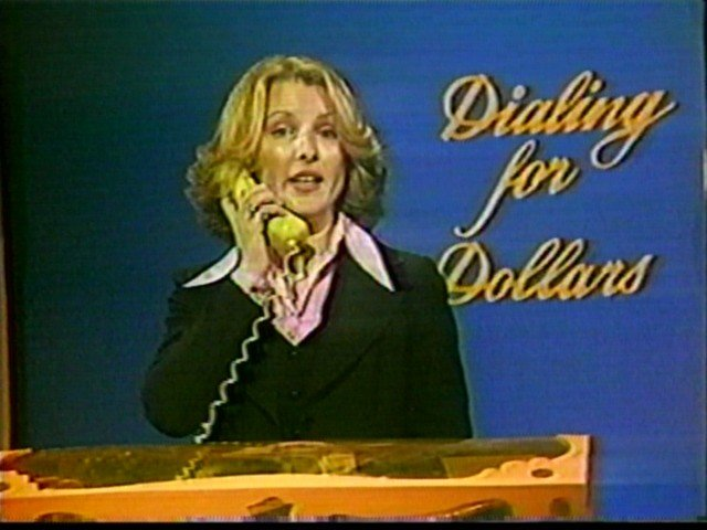 Kathy Ansuini Dialing for Dollars
