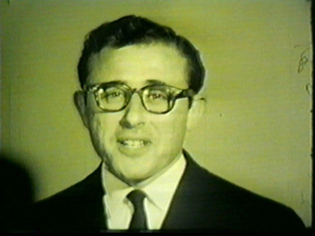 Irv, before his days as an anchor