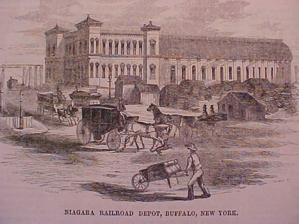 1855NiagaraRailroadDepot