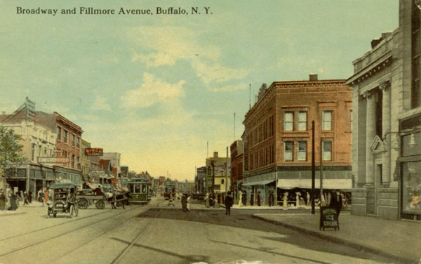 BroadwayFillmoreAvenues
