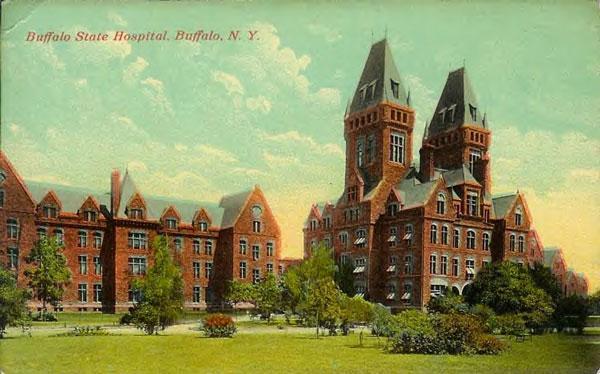 BuffaloStateHospital