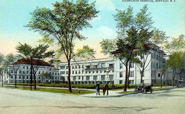 HahnemanHospital