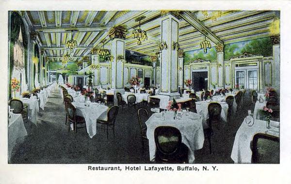 HotelLafayetteRestaurant