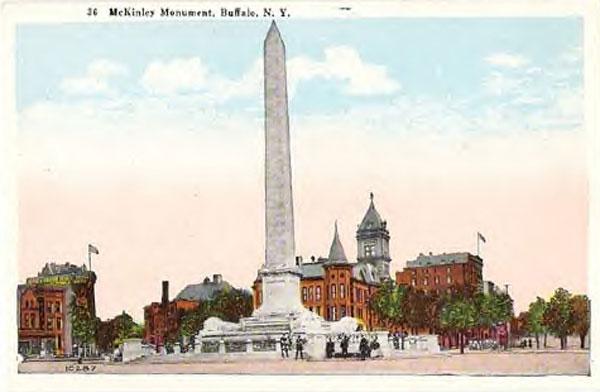 McKinleyMonument