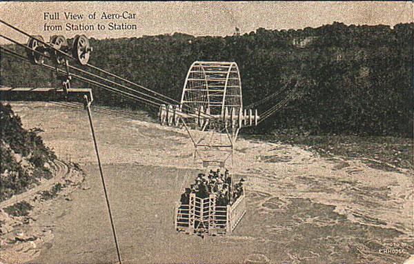 NiagaraFallsAeroCar