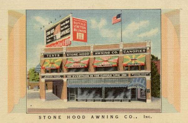 StoneHood-Awing