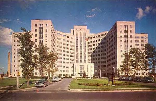 VAhospital1950s