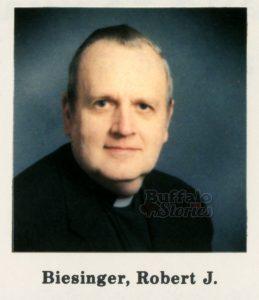 Robert J. Biesinger (died 2012)